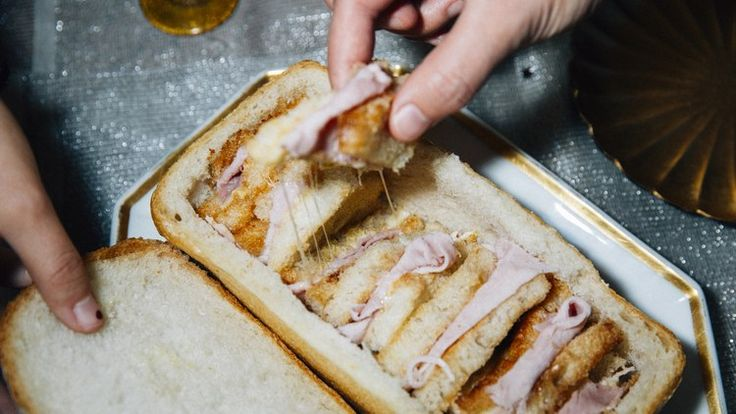 Ham & Cheese Toasties Will Make Your Pinterest Dreams Come True | Bon Appetit