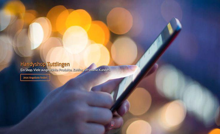 Handyshop Tuttlingen by SAMU E-Business http://www.csslight.com/website/18641/Handyshop-Tuttlingen