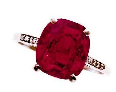 anillos con rubies - Buscar con Google