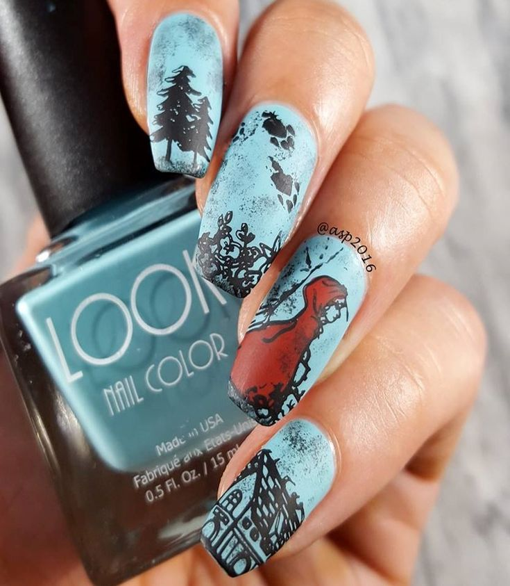 The 25 best turquoise nail designs ideas on pinterest turquoise turquoise nail art design prinsesfo Gallery