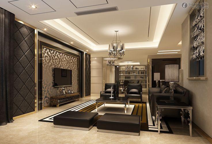 Living Room Decorating Ideas With Big Screen Tv 13431 Modern Kitchen Decor Decoration Cuisine Decoration Room Room Decor Ide