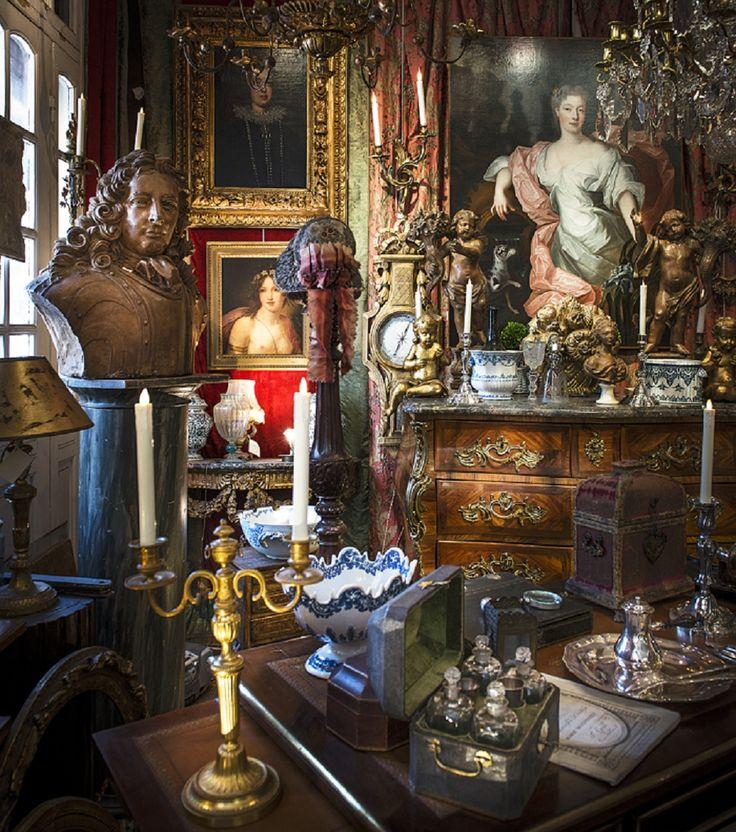 Six Unique European Antiques Destinations Every Antique