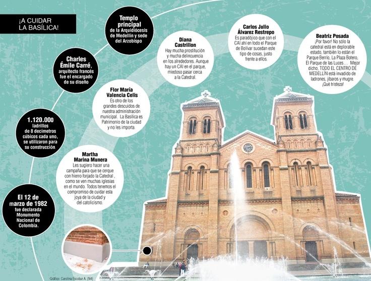 La apropiación de los espacios exteriores de la Basílica Metropolitana, por parte de habitantes de la calle y personas sin escrúpulos, sigue causando problemas de inseguridad e insalubridad en sus alrededores.