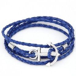 GB4567 - Aksesoris Gelang Rope Jangkar