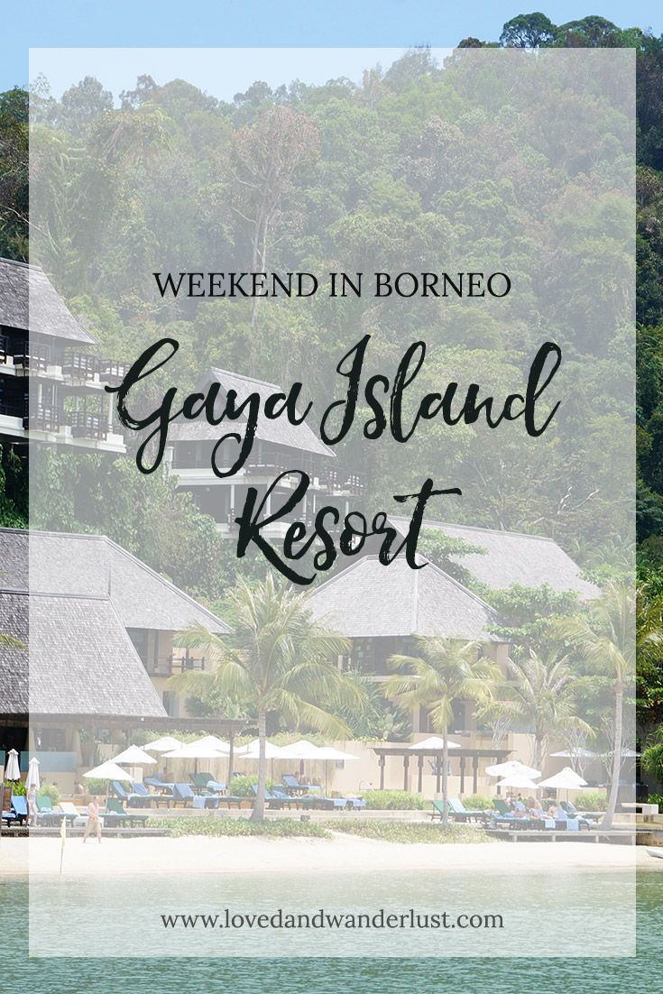 Gaya Island Resort is listed under YTL Hotels which owns and manages a prestigious collection of award-winning resorts, hotels, boutique experiences and Spa Villages, and SLH or Small Luxuries of the World that has an unsurpassed collection of over 520 hotels spanning more than 80 countries, which guarantees an exclusive hotel tucked away in some of the most amazing places in the world.