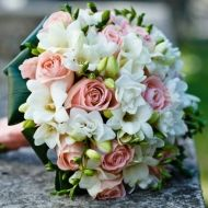 World's Blessing Bridal Bouquet - World's Blessing Bridal Bouquet > View Ful... | Blessing, Bouquet, Little, Purchased, Au