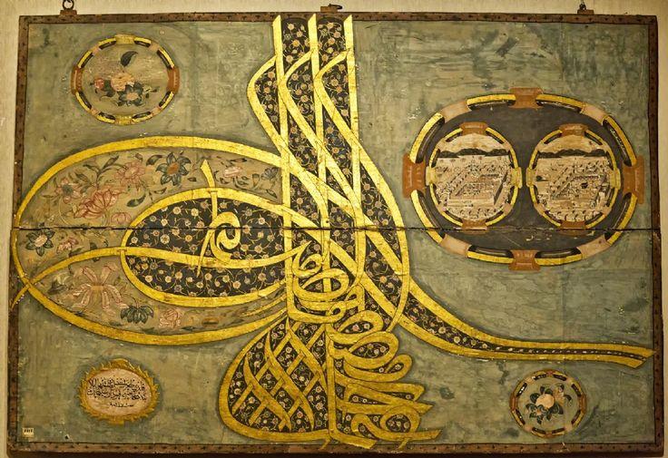 Sultan 3 . Osman'ın Tuğrası