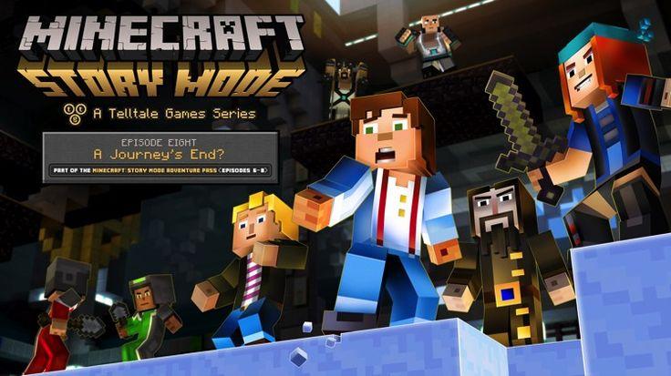 Minecraft: Story Mode Episode 8: A Journey's End? Review - http://www.entertainmentbuddha.com/reviews/minecraft-story-mode-episode-8-a-journeys-end-review/