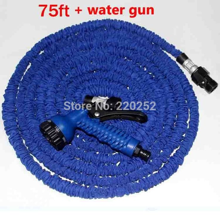 Watering Tube 75ft Garden Hose,Expandable Hose 75ft Garden,Flexible Water Garden Hose 75ft,Hose Pipe water irrigation pipes