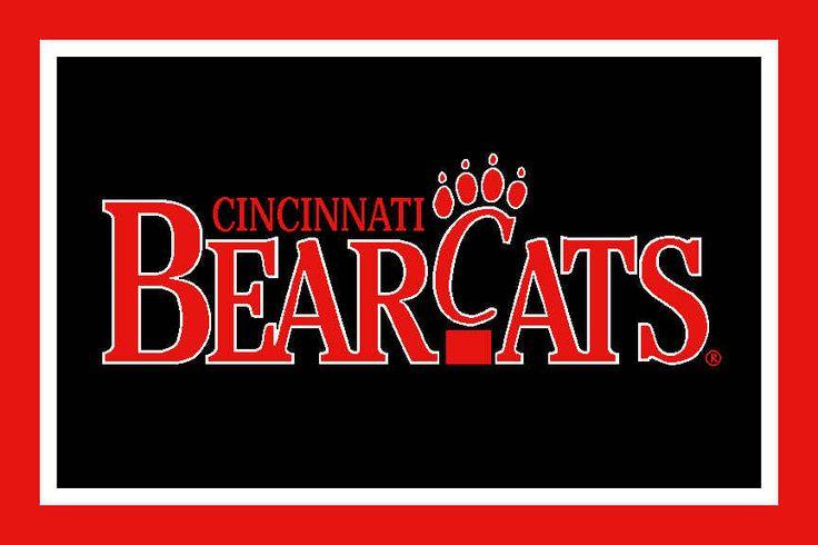 24 Best University Of Cincinnati Bearcats Images On