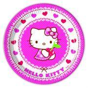 Hello Kitty Tabak Doğum Günü Sofralarımızın Olmazsa Olmazlarındandır.