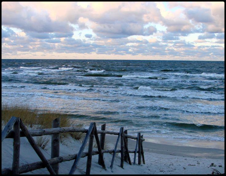 Baltic Sea, Bialogora, Poland