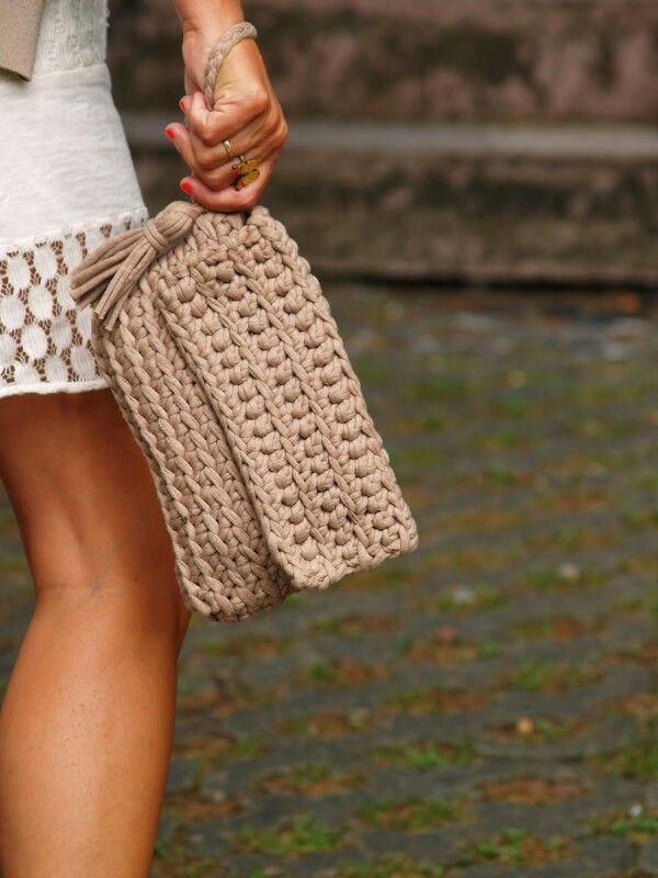 Bolso crochet                                                                                                                                                                                 Mais