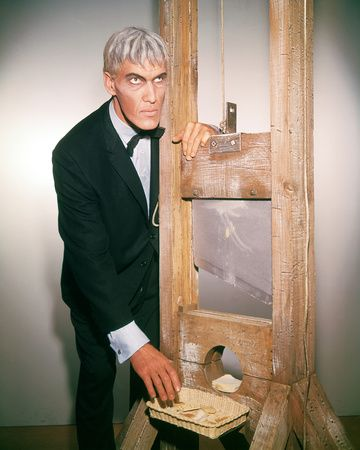 Ted Cassidy as Lurch the Butler (1964) The Addams Family