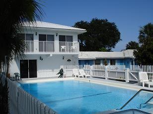 Ocean Air Motel, New Smyrna Beach, Florida