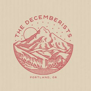 The Decemberists, Brian Steely - woodburn