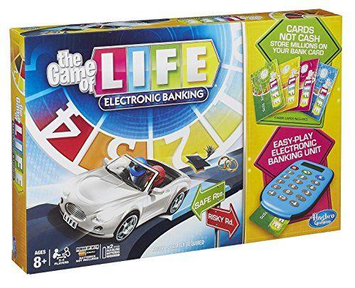 The Game of Life Electronic Banking Hasbro https://smile.amazon.com/dp/B00LHJZ1OI/ref=cm_sw_r_pi_dp_x_bLNbzb2VMP91R