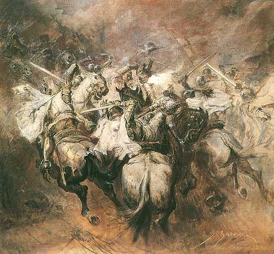 Stanisław+Kaczor-Batowski+-bitwa-pod-grunwaldem.jpg (538×500)