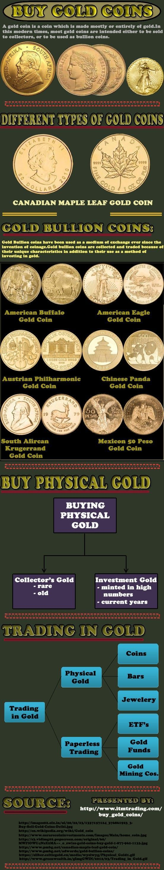 The presentation here enumerates about buying gold coins from ITM Trading Co. ITM Trading provides buying and selling opportunities for people looking to invest in the gold coin market. It provides gold coin buying opportunities in vrios gold coins such as American Eagle Gold Bullion Coin, American Buffalo Gold Bullion Coin, Canadian Gold Maple Leaf and many more. http://www.itmtrading.com/buy_gold_coins/ #GoldBullion