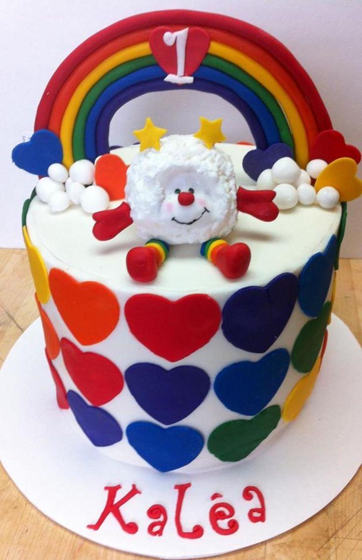 Storm Ororo Cake