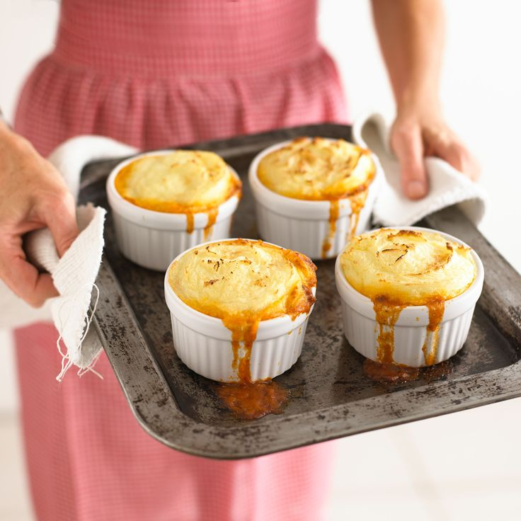 Give your tea the wow factor with mini ramekins of …