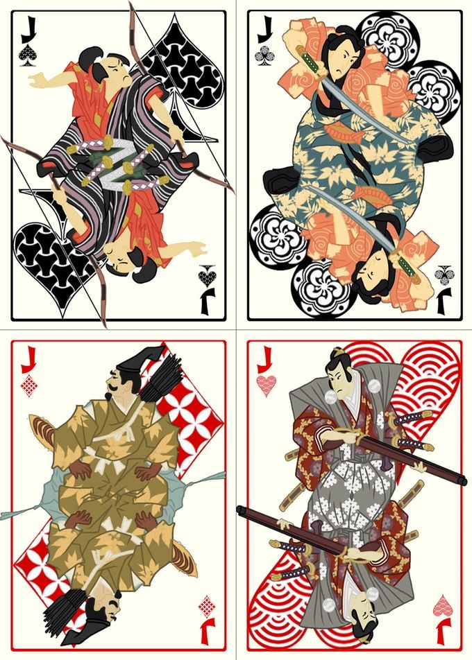 Le florentin erotic playing cards of paulemile becat - 5 5