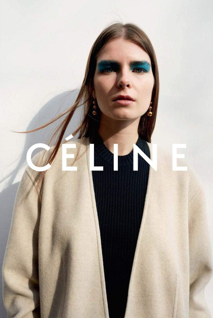 Gaby Loader by Juergen Teller for Céline F/W 2015-16| @andwhatelse