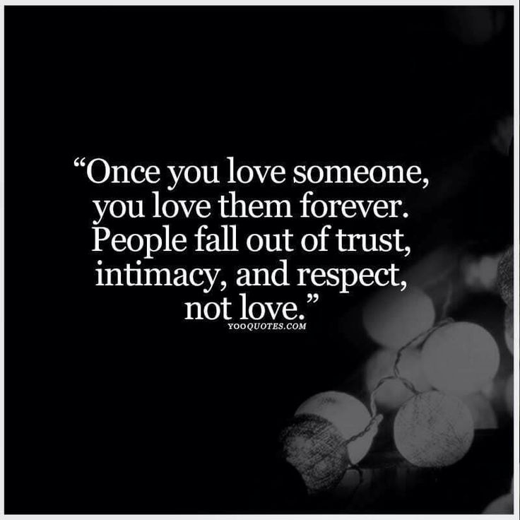 We fell out of intimacy, respect and trust.... Turned against each other, became opponents.. Instead of a team. I wish I knew then, what I do now. EVERYONE will hurt you. Gotta find who is worth suffering for.... There is no one else.