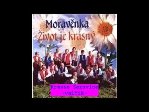 Moravěnka - Ty nejlepší valčíky - Zůstaň chvíli (směs)