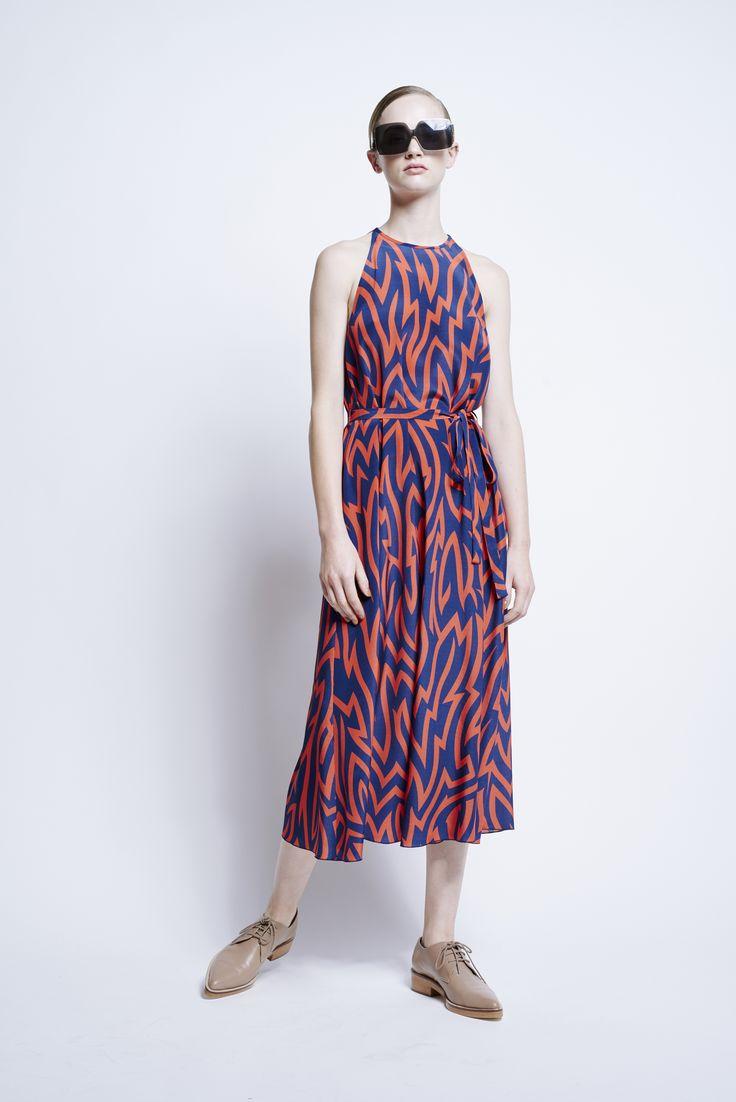 Summer dress ready to wear and Child Labor Free tick for Karen Walker   Good Magazine
