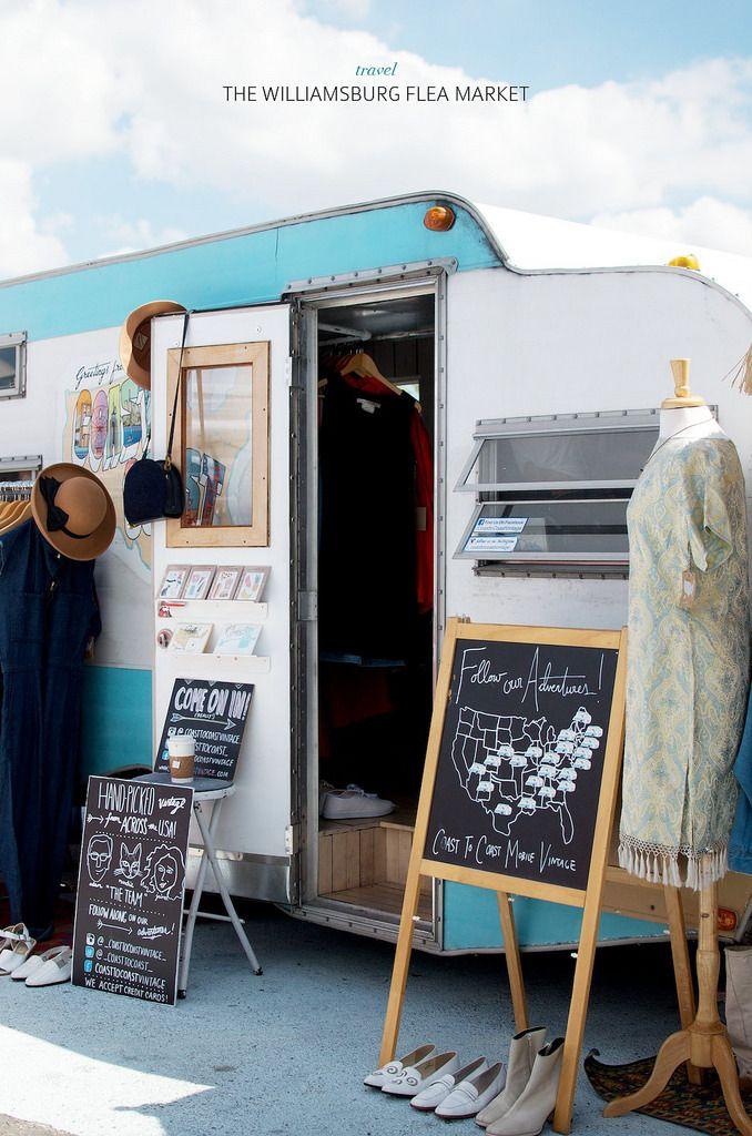 Travel: The Williamsburg Flea Market http://apairandasparediy.com/2014/09/travel-the-williamsburg-flea.html