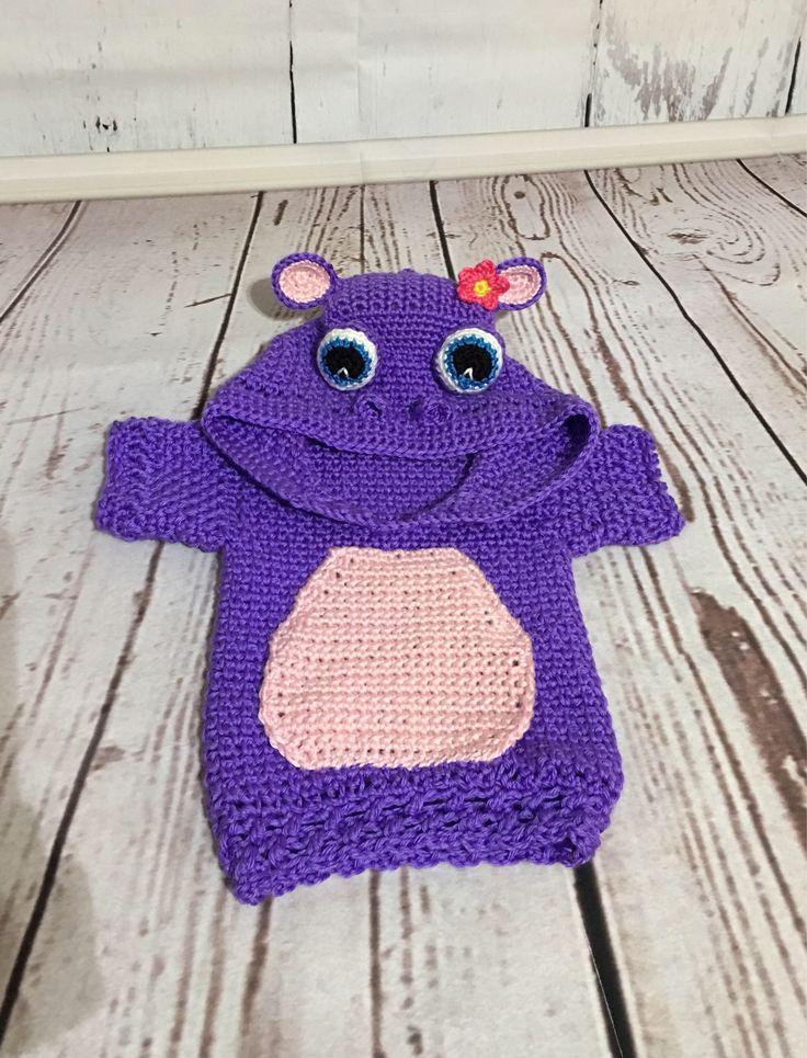 Hippo Costume - Halloween Costume - Baby Girl Costume - Cosplay - Baby Poncho - Baby Crochet Hoodie - Baby Sweater - Halloween Girl Costume by StephsFamilyStitches on Etsy https://www.etsy.com/ca/listing/559456577/hippo-costume-halloween-costume-baby