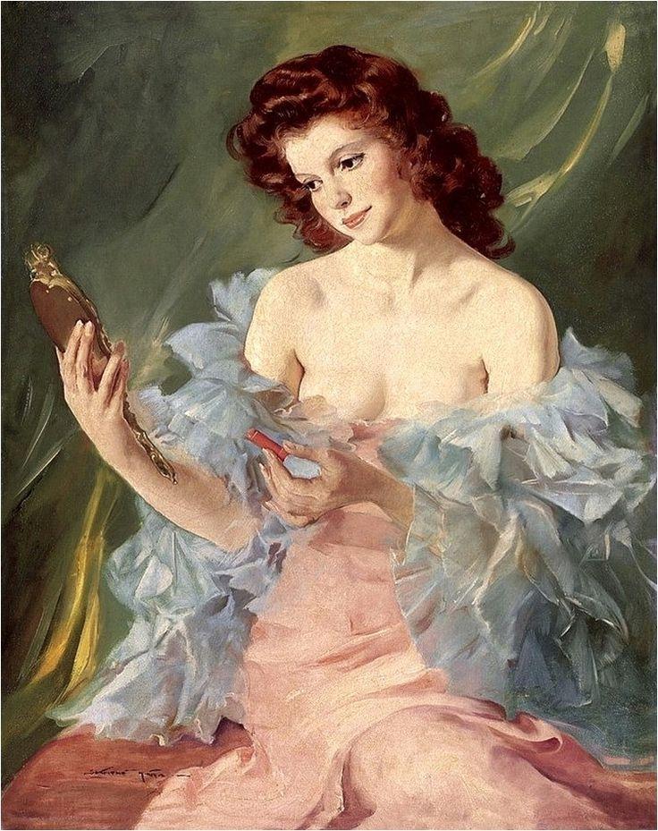 Maria Szantho (1897 – 1997) – Pintora Húngara_12