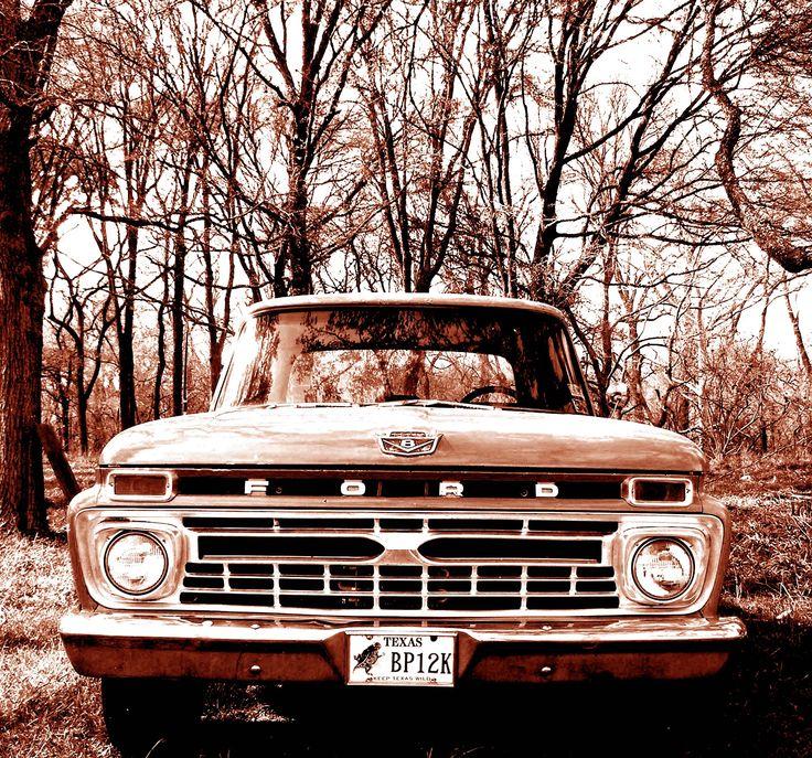 191 Best Wrecker/old Fords Images On Pinterest