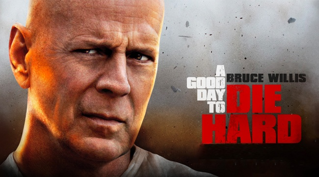 A GOOD DAY TO DIE HARD (Stirb Langsam 5) von Cem Topçu #agooddaytodiehard
