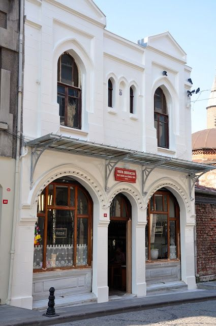 Vefa Bozacısı, Vefa, Istanbul, Turkey. see: Boza