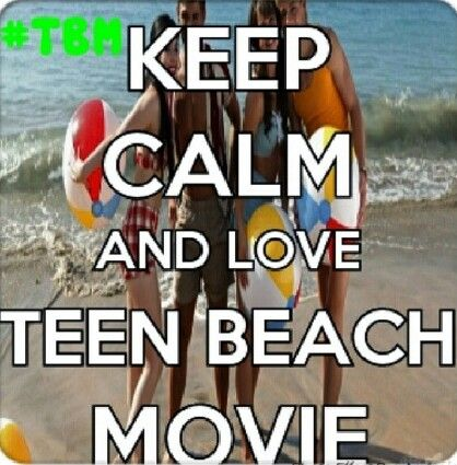TEEN BEACH MOVIE!!!