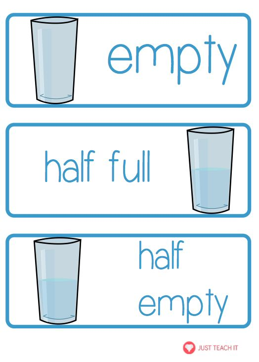 A set of 13 flashcards displaying key words related to capacity and a visual image. Flashcards include vocabulary such as  full, empty, litre and container. Great for reinforcing key vocabulary. Ideal to display in a water area. Alternative versions available.