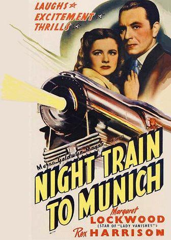 Tren Nocturno a Munich - 1940: