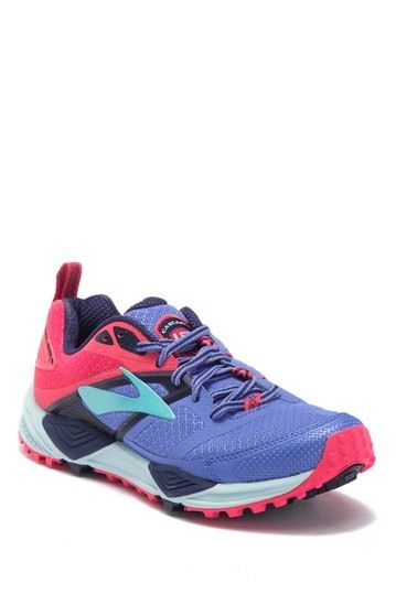 78f3582a2bc Image of Brooks Cascadia 12 Trail Running Shoe