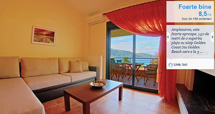 Skala Potamia, Ntinas Apartments - Ghid Turistic Grecia