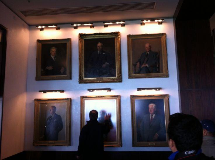 Founders of MCG