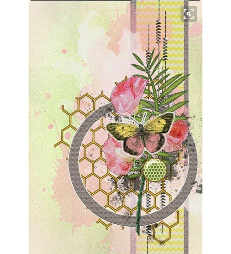 Скетчи открыток с цветами