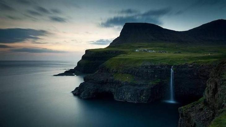 Gásadalur, Ilhas Faroé