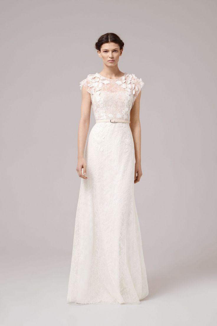 52 besten Brautkleid Bilder auf Pinterest | Hochzeitskleider ...