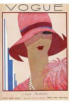 Fashion Magazine Covers - Online Archive for Women (Vogue.com UK) MAY 1927