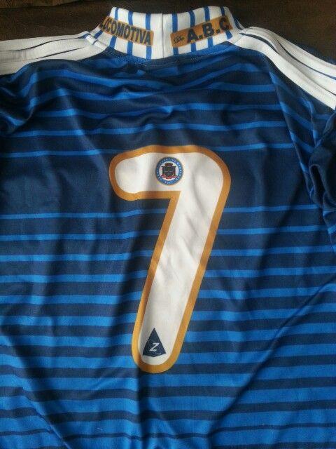 Camisa Grêmio Mauaense 2015