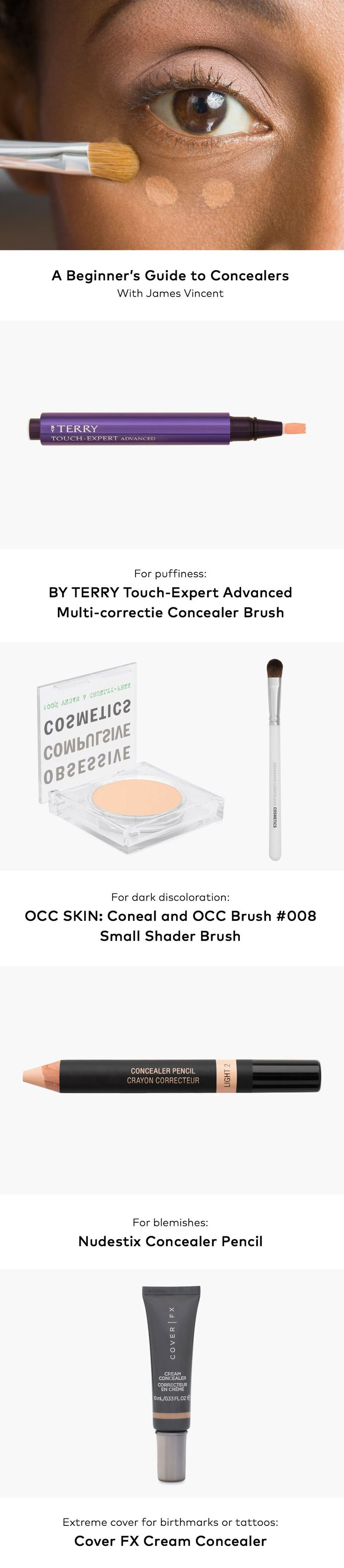 Makeup for Beginners: How to Use Concealer | Beautylish