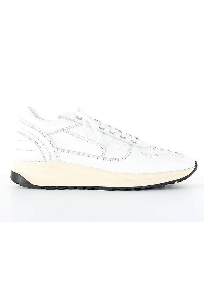 Filling Pieces Runner Transformed Python White
