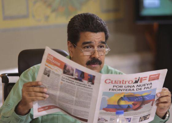 El presidente venezolano ha decretado esta medida en 23 localidades fronterizas con Colombia en apenas un mes
